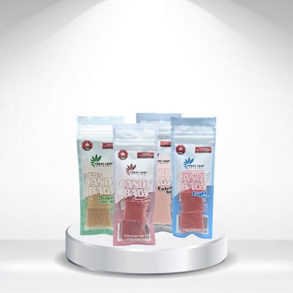Candy Bags (3 Packs)