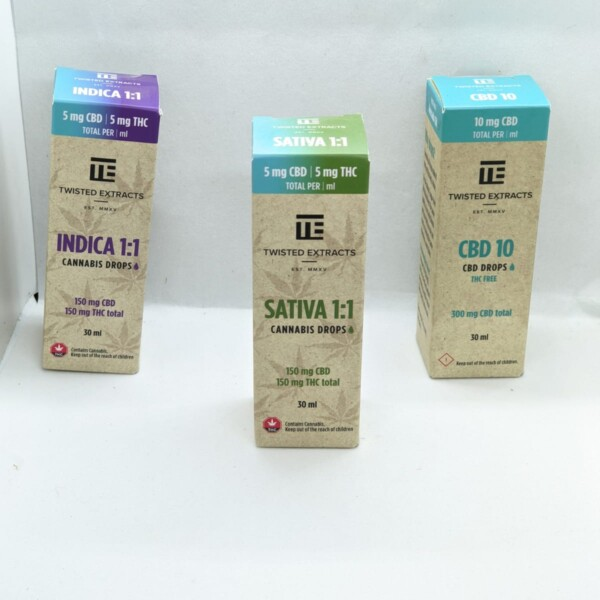 CBD Twisted Extracts
